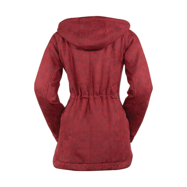 Outback Trading Ladies Brookside Garnet Jacket 29962-GAR