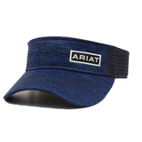 Ariat Men's Blue Patch Logo Visor Cap A300011627