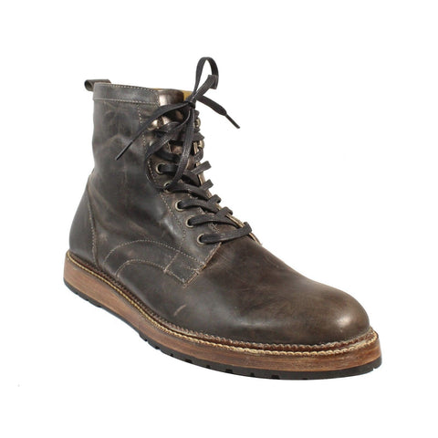 Circle G by Corral Men's Grey Lace Up Boot Q0047 - Wild West Boot Store