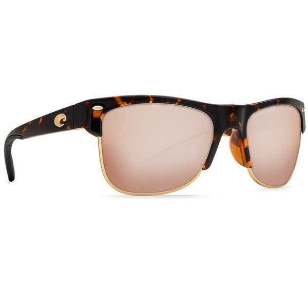 Costa Pawleys Tortoise w/ Copper Plastic Lens Sunglasses PW 66 OSCP