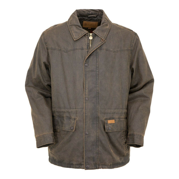 Outback Trading Company® Men's Brown Rancher Jacket 2802-BRN