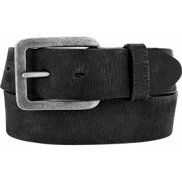 Justin Men's Black 'Ol Riveter Belts C13493