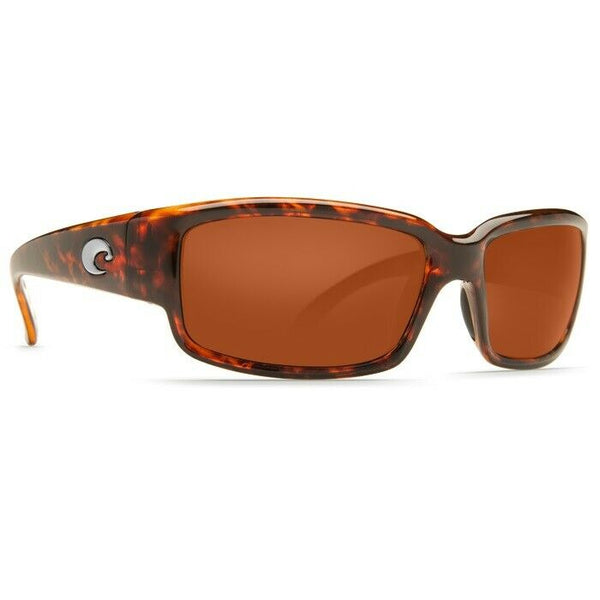 Costa Caballito Tortoise & Copper Lens Polarized Sunglasses CL 10 OCP