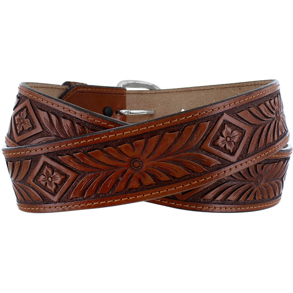 Justin Men's Brown Kingman Special Belt C13785