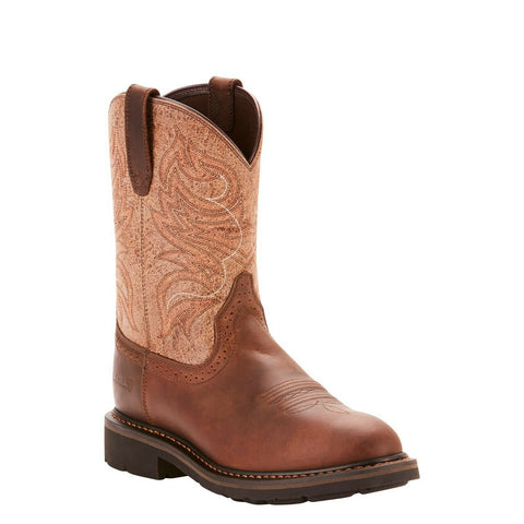Ariat® Men's Sierra Shadow Soft Toe Work Boots 10025010