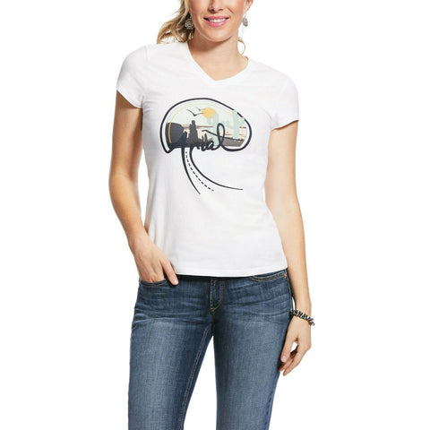 Ariat Ladies R.E.A.L™ Highway T-Shirt 10031843