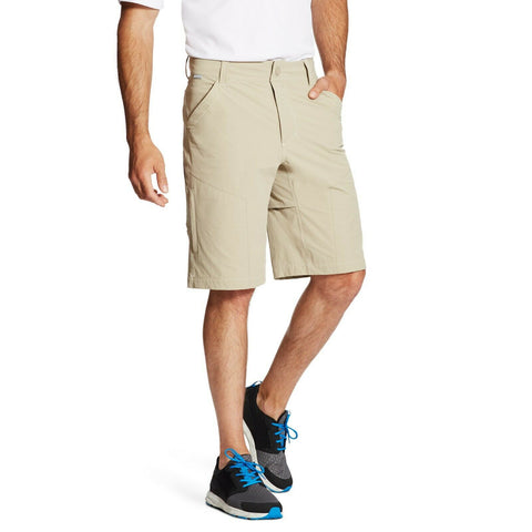 Ariat® Men's Tan Tek Cargo Shorts 10019575