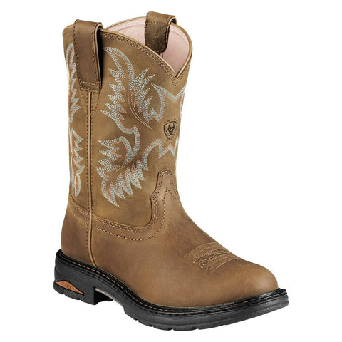 Ariat® Ladies Tracey Composite Toe Dusted Brown Work Boot 10008634