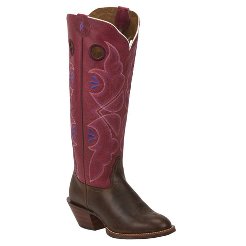 Tony Lama Ladies Magnolia Rose Buckaroo Boots 3R2402L - Wild West Boot Store