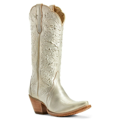Ariat® Ladies Platinum Gold Brushed Boots 10029662