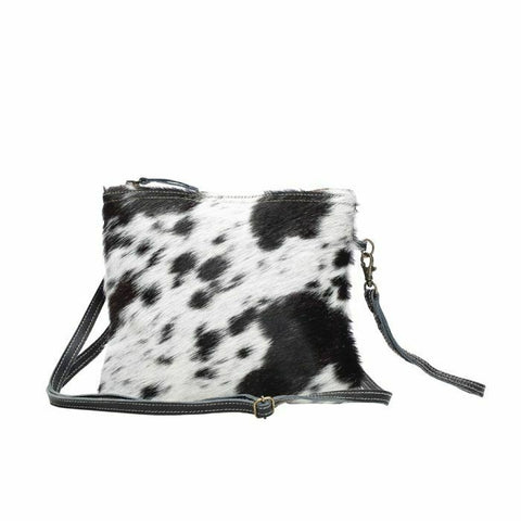 Myra Bag White & Black Shade Bag S-1172
