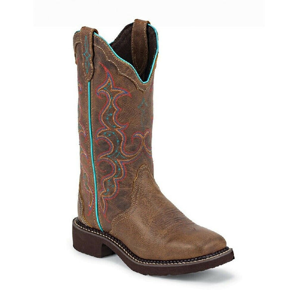 Justin Ladies Gypsy Raya Tan Boots GY2900