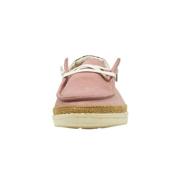 Hey Dude Ladies Wendy Jungle Python Pink Shoes 121415020