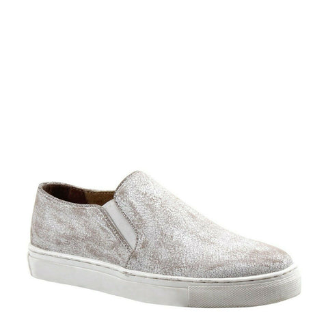 Diba True Ladies Pick A Daisy White Leather Shoes 62812