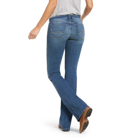 Ariat® Ladies Ultra Stretch Lauren Boot Cut Jeans 10027697