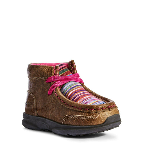 Ariat Toddler Lil' Stomper Aurora Spitfire Shoes A443000502