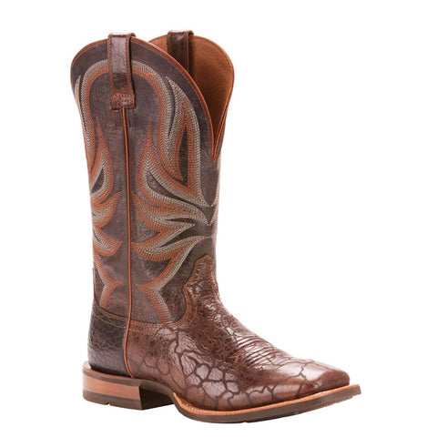 Ariat Men's Range Boss Wildhorse Chocolate Boots 10025119 - Wild West Boot Store