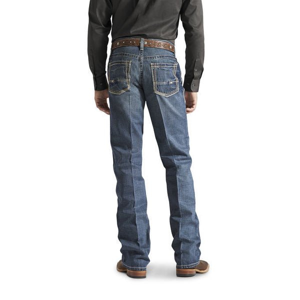 Ariat® Men's M4 Low Rise Relaxed Fit Gulch Boot Cut Jeans 10012136 - Wild West Boot Store