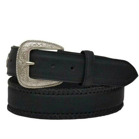 3D Belt Company Men's Matte Black Belt DWC1390