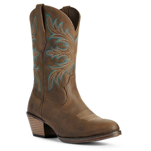 Ariat® Ladies Distressed Brown Runaway Boots 10031621
