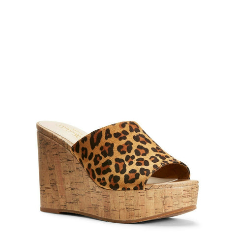 Ariat® Ladies Unbridled Layla Leopard Sandals 10027428