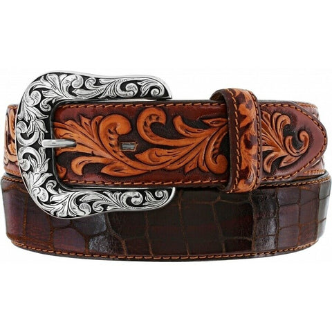 Brighton Men's Brown Pinto Classic Belts C42335