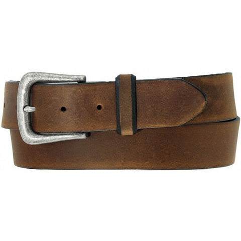 Honest by Brighton Men's Brown Work Belt 64609