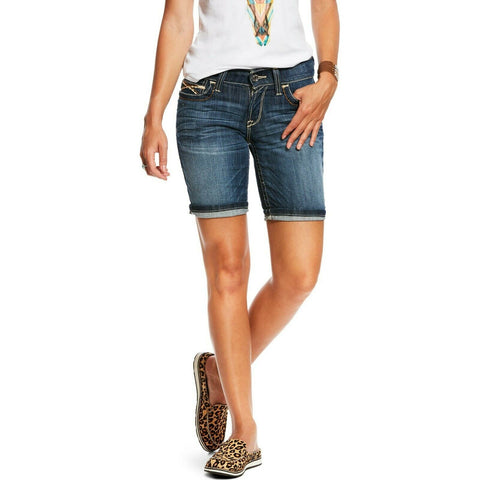 Ariat® Ladies Vine Marine Bermuda Shorts 10026690