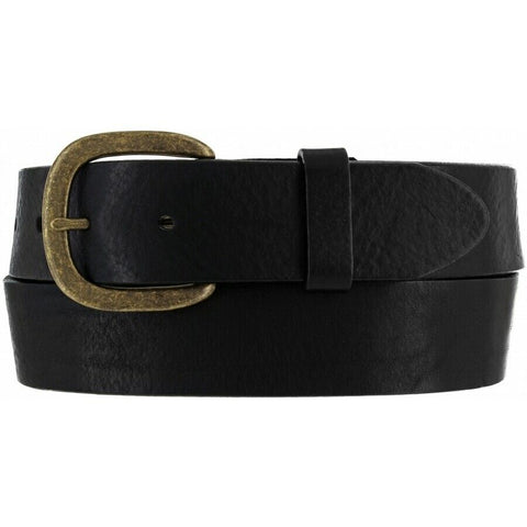 Justin Men's Work Basic Black Belt 232BK