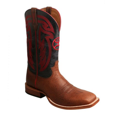 Twisted X Men's Hooey Blue & Red Cowboy Boots MHY0020