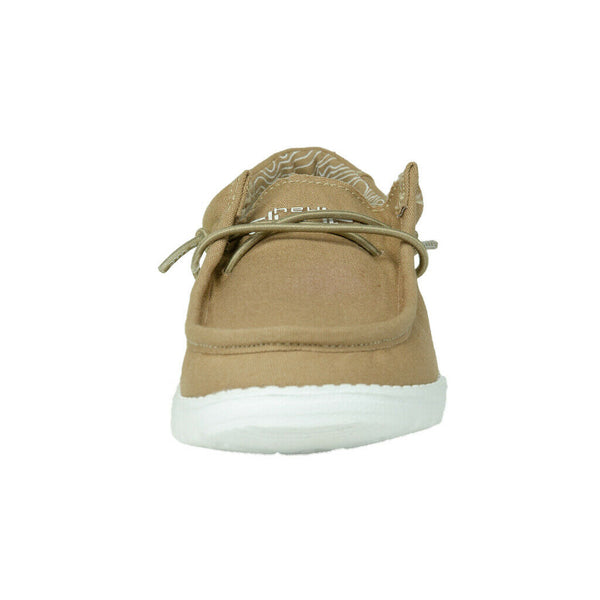Hey Dude Children's Wally Tan Shoes 130131700