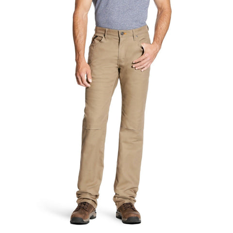 Ariat® Men's Rebar M4 DuraStretch Canvas 5 Pocket Work Pants 10023480