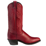 Abilene Ladies Red Garment Western Boots 9052 - Wild West Boot Store