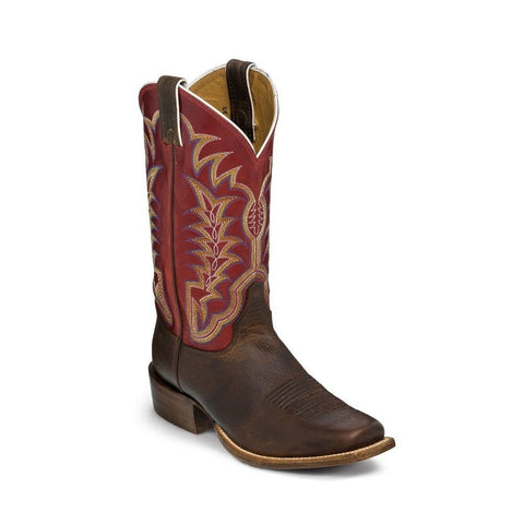 Justin Men's Pampero/Coffee Road Boot 2711 - Wild West Boot Store - 1