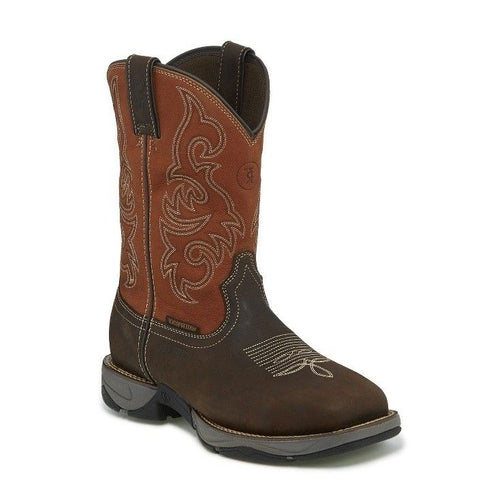 Tony Lama Men's Junction Waterproof Steel Toe Work Boots RR3352 - Wild West Boot Store