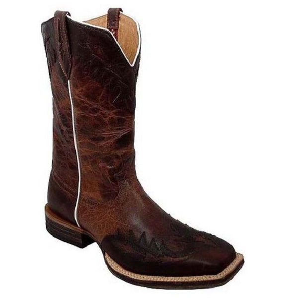 Twisted X Men''s Tan/Brown Boot MRR0002 - Wild West Boot Store - 1