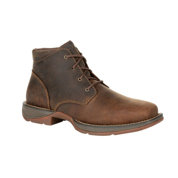 Durango Men's Red Dirt Rebel Plain-Toe Chukka Boots DDB0248