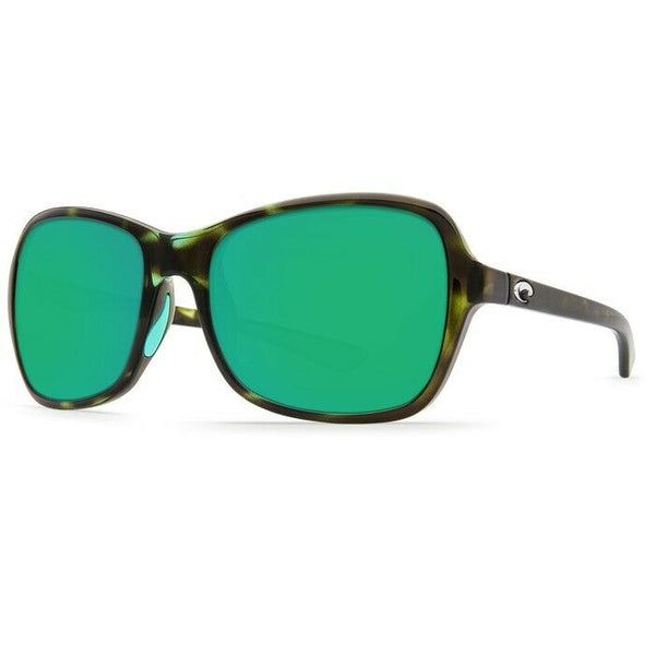 Costa Ladies Kare Shiny Kiwi Tortoise Sunglasses KAR 116 OGMP