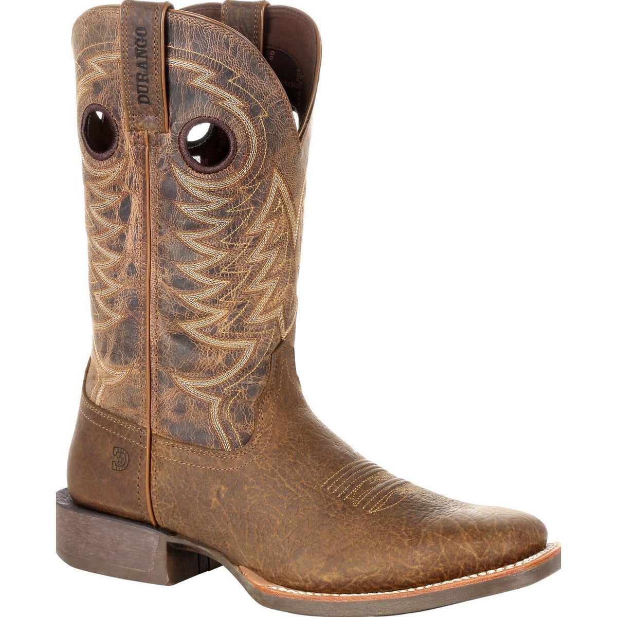 f31ef51ef Durango Men's Rebel Pro Brown Square Toe Western Boots DDB0221 – Wild West  Boot Store