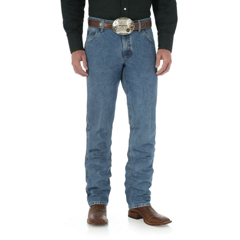 Wrangler Men's Cool Vantage Cowboy Cut Regular Fit Jeans 47MCVLS