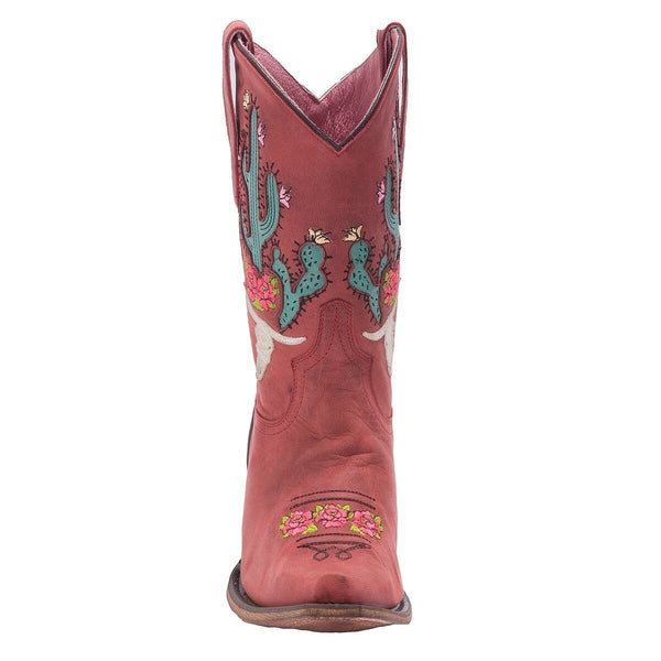 Junk Gypsy by Lane Ladies Strawberry Bramble Rose Boot JG0015D