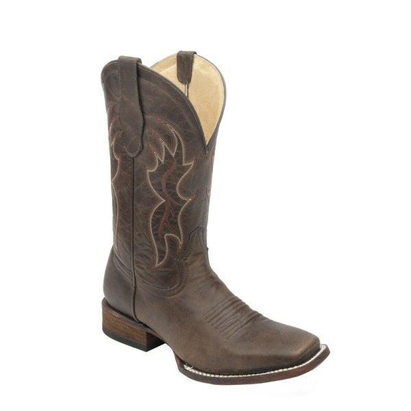 Circle G by Corral Men's Basic Tobacco Boots L5094
