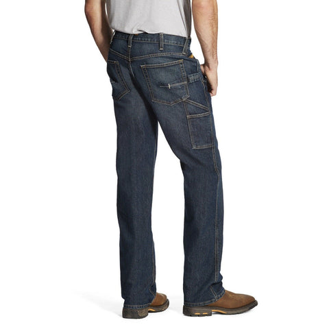 Ariat® Men's Rebar M4 Durastretch Workhorse Boot Cut Jeans 10018377