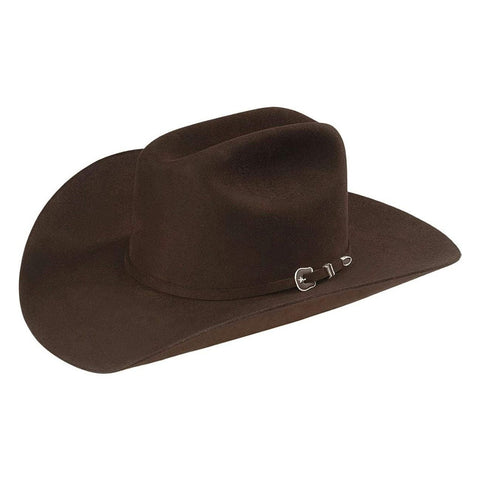 Resistol George Strait City Limits 6X Chocolate Hat RFCTLM-754022