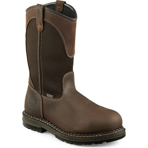 Red Wing Irish Setter Ramsey Work Boots Pull On Safety Toe 83900 - Wild West Boot Store