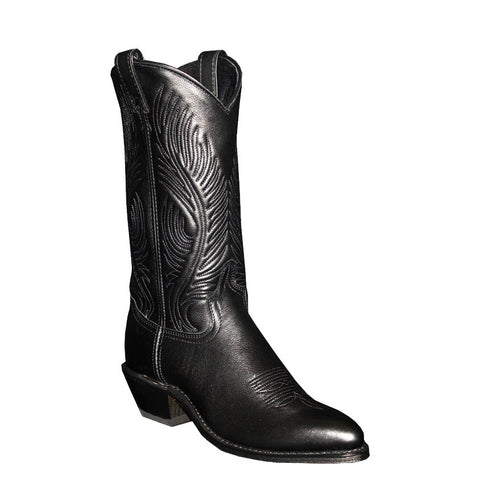 Abilene Ladies Garment Black Western Boots 9050