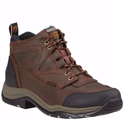 Ariat Men's Terrain H2O Copper Riding / Hiking Boots 10002183 - Wild West Boot Store