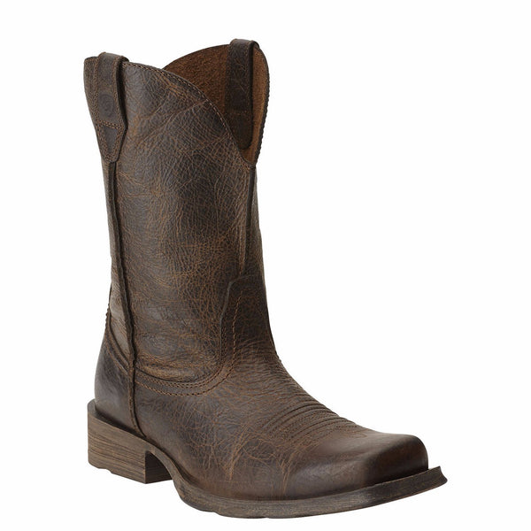 Ariat Men's Rambler Wicker Square Toe Boots 10015307 - Wild West Boot Store - 1