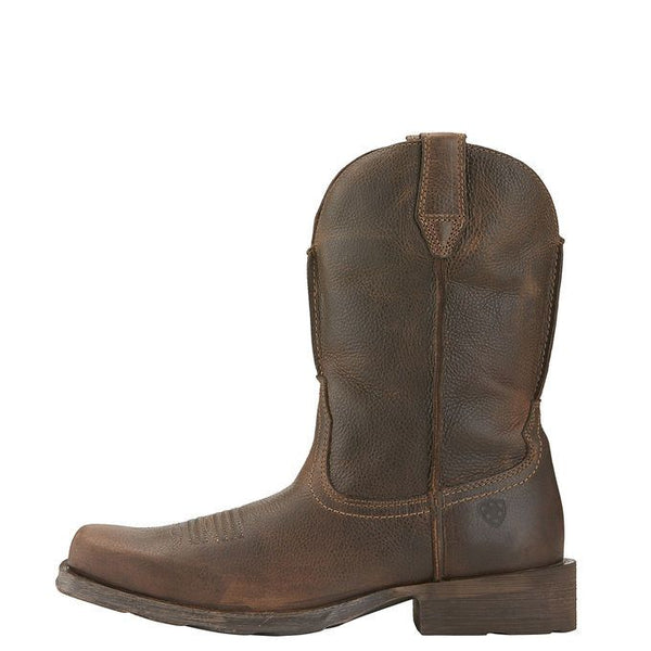 Ariat Men's Rambler Wicker Square Toe Boots 10015307 - Wild West Boot Store
