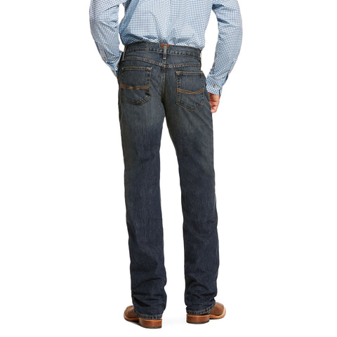 Ariat® Men's M4 Low Rise Tabac Relaxed Fit Boot Cut Jeans 10007775